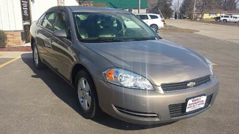 2007 Chevrolet Impala for sale in Brodhead, WI