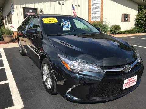 2017 Toyota Camry for sale in Brodhead, WI