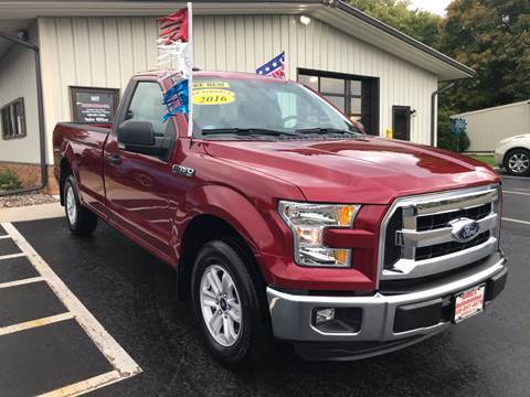 2016 Ford F-150 for sale in Brodhead, WI