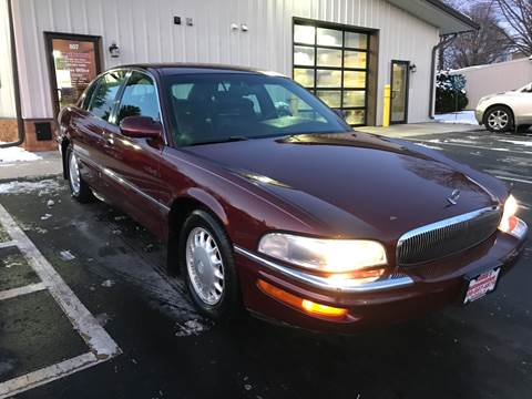 1997 Buick Park Avenue for sale at Kubly's Automotive in Brodhead WI