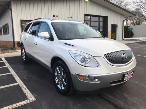 2009 Buick Enclave for sale at Kubly's Automotive in Brodhead WI