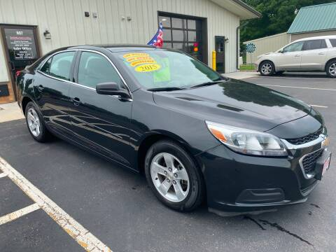 2015 Chevrolet Malibu for sale at Kubly's Automotive in Brodhead WI