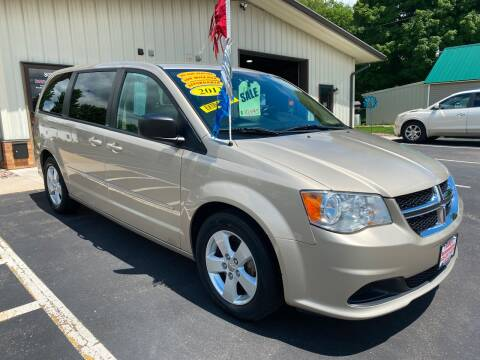 2013 Dodge Grand Caravan for sale at Kubly's Automotive in Brodhead WI