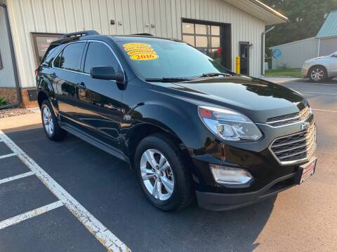 2016 Chevrolet Equinox for sale at Kubly's Automotive in Brodhead WI