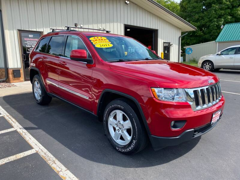 2011 Jeep Grand Cherokee for sale at Kubly's Automotive in Brodhead WI
