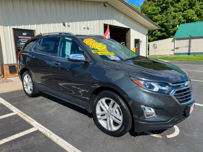 2018 Chevrolet Equinox for sale at Kubly's Automotive in Brodhead WI