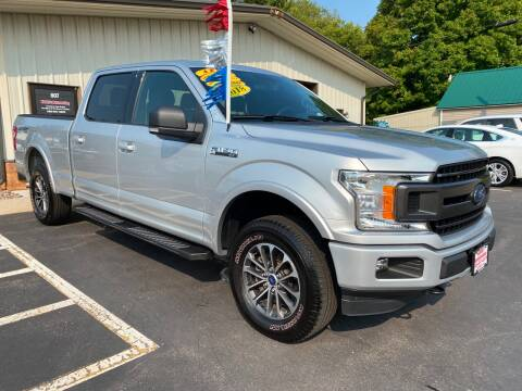 2018 Ford F-150 for sale at Kubly's Automotive in Brodhead WI
