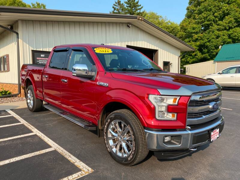 2016 Ford F-150 for sale at Kubly's Automotive in Brodhead WI