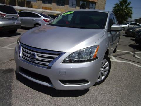 2014 Nissan Sentra for sale in Las Vegas, NV