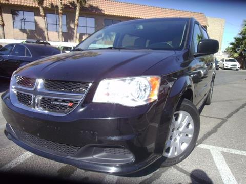 2014 Dodge Grand Caravan for sale in Las Vegas, NV