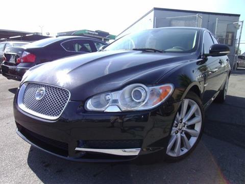 2011 Jaguar XF for sale in Las Vegas, NV