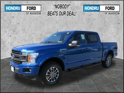 2018 Ford F-150 for sale in Manheim, PA