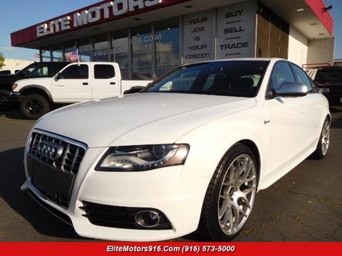 Used Audi S For Sale In Sacramento CA Carsforsalecom - Audi sacramento