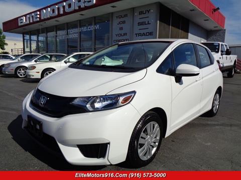 2017 Honda Fit for sale in Sacramento, CA