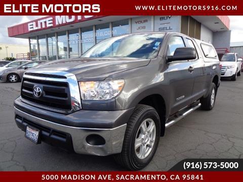 2011 Toyota Tundra for sale in Sacramento, CA