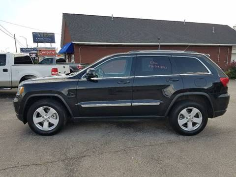 2011 Jeep Grand Cherokee for sale in Muscle Shoals, AL
