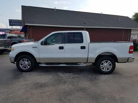 2008 Ford F-150 for sale in Muscle Shoals, AL