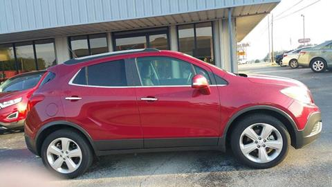 2015 Buick Encore for sale in Muscle Shoals, AL