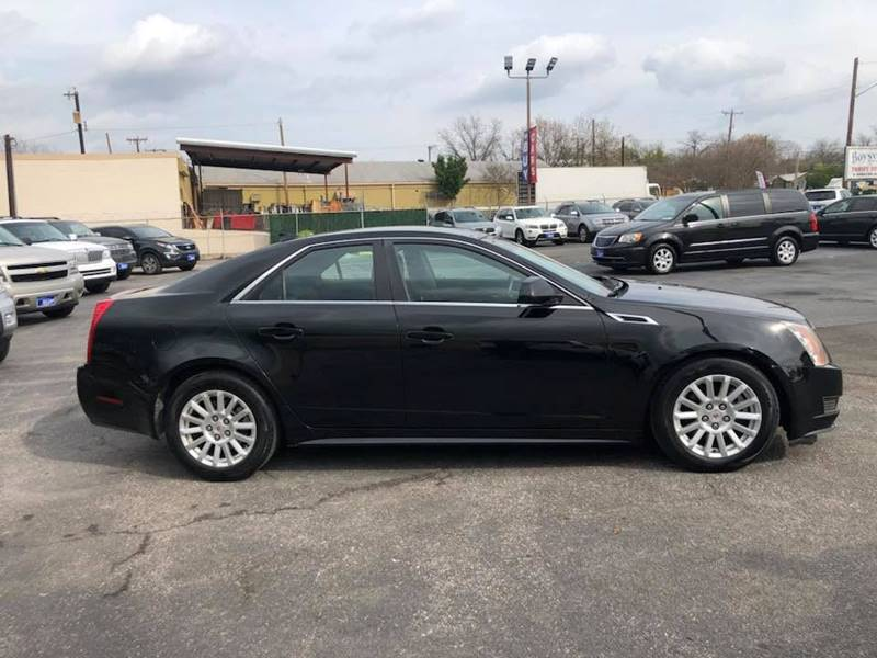 2012 Cadillac CTS 3.6L Performance In San Antonio TX - FAST LANE ...