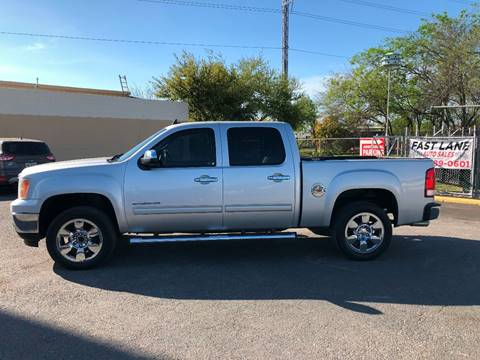 2011 GMC Sierra 1500 for sale at FAST LANE AUTO SALES in San Antonio TX