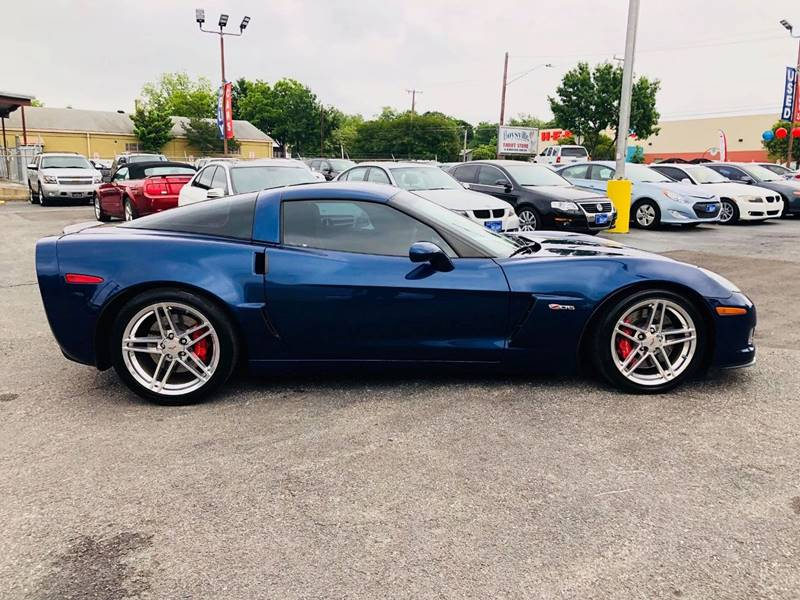 2007 Corvette For Sale >> 2007 Chevrolet Corvette Z06 In San Antonio Tx Fast Lane Auto Sales
