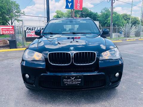 2011 BMW X5 for sale at FAST LANE AUTO SALES in San Antonio TX