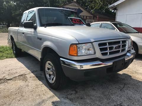 2002 Ford Ranger for sale in Houston, TX