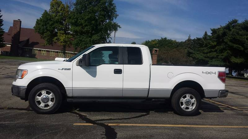 2010 Ford F-150 for sale at B & T Car Sales LLC in Sand Lake MI