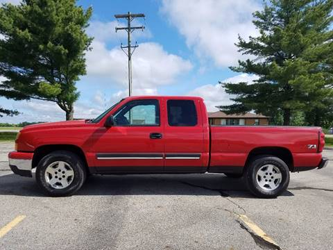 2006 Chevrolet Silverado 1500 for sale at B & T Car Sales LLC in Sand Lake MI