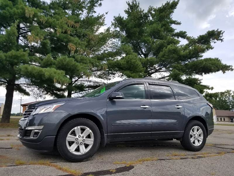 2014 Chevrolet Traverse for sale at B & T Car Sales LLC in Sand Lake MI