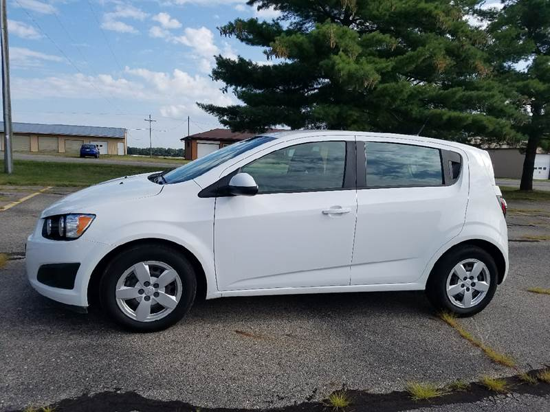 2014 Chevrolet Sonic for sale at B & T Car Sales LLC in Sand Lake MI