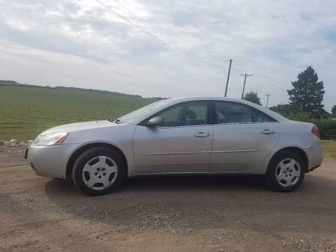 2006 Pontiac G6 for sale at B & T Car Sales LLC in Sand Lake MI