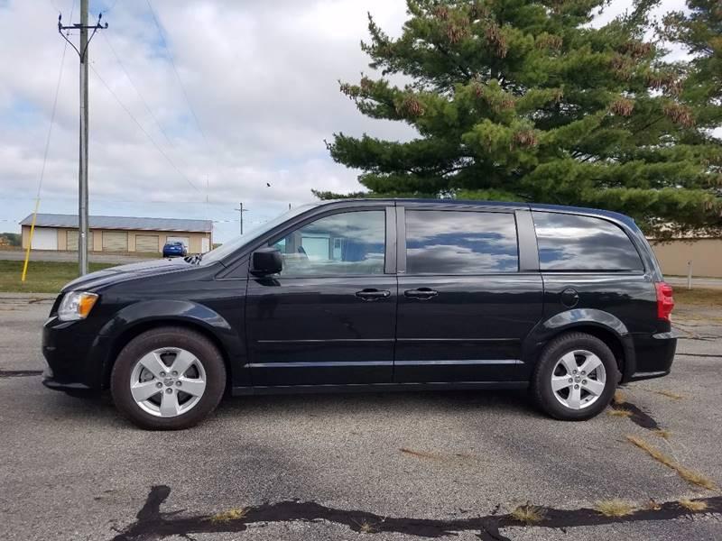 2013 Dodge Grand Caravan for sale at B & T Car Sales LLC in Sand Lake MI