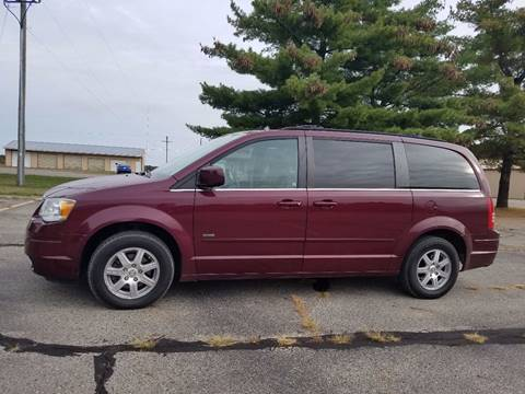 2008 Chrysler Town and Country for sale at B & T Car Sales LLC in Sand Lake MI