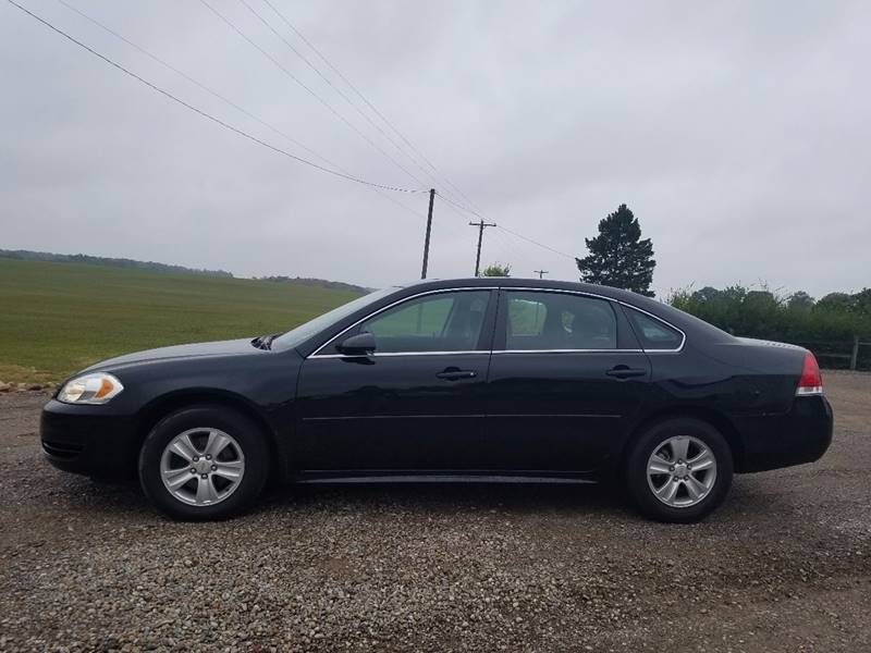 2015 Chevrolet Impala Limited for sale at B & T Car Sales LLC in Sand Lake MI