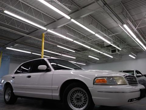 2001 Ford Crown Victoria for sale in Dallas, TX