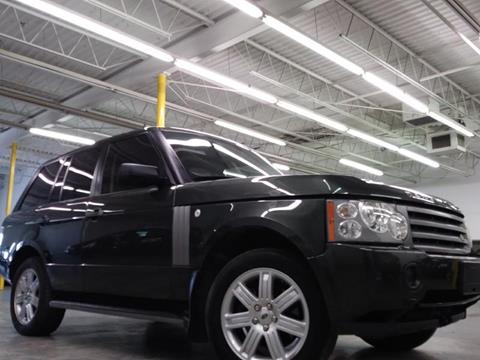 2007 Land Rover Range Rover for sale in Dallas, TX