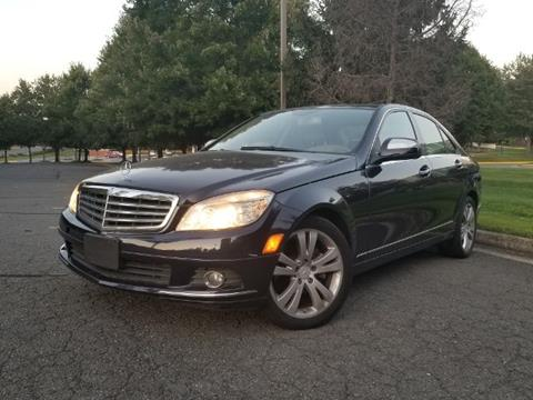 2008 Mercedes-Benz C-Class for sale in Sterling, VA