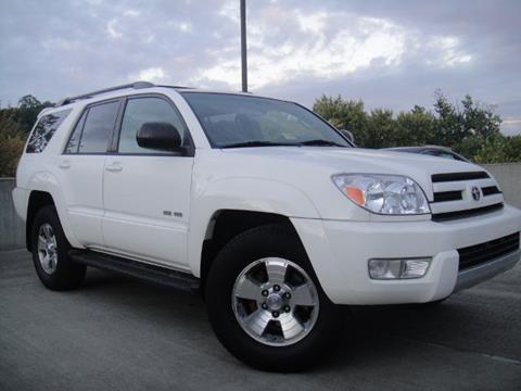 2004 Toyota 4Runner for sale in Sterling, VA