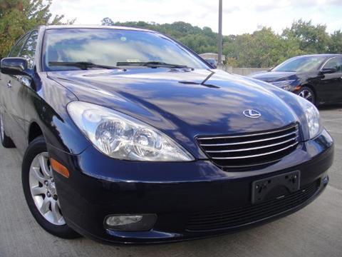 2003 Lexus ES 300 for sale in Sterling, VA