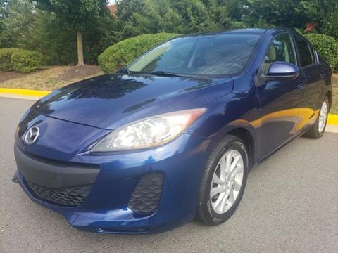 2012 Mazda MAZDA3 for sale in Sterling, VA
