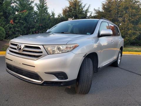 2011 Toyota Highlander for sale in Sterling, VA