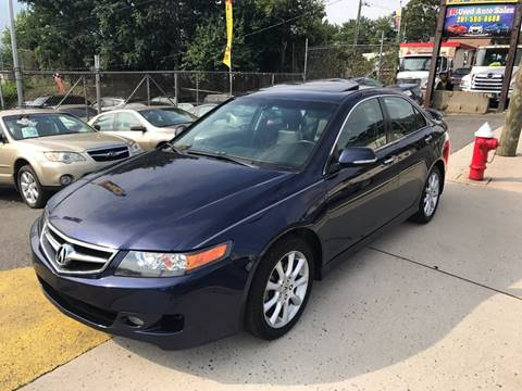 2006 Acura TSX for sale in North Bergen, NJ