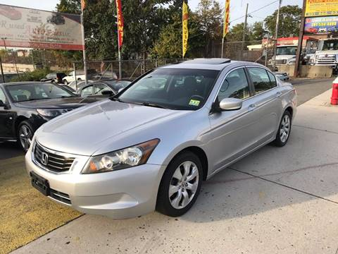 2009 Honda Accord for sale in North Bergen, NJ