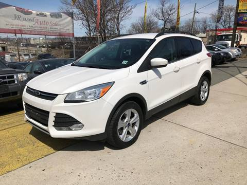 2014 Ford Escape for sale at JR Used Auto Sales in North Bergen NJ