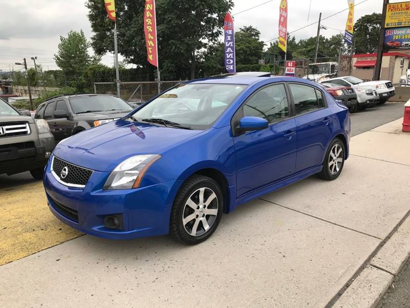 2012 Nissan Sentra For Sale At JR Used Auto Sales In North Bergen NJ