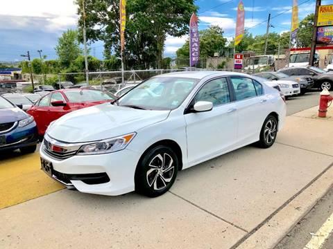 2017 Honda Accord for sale in North Bergen, NJ