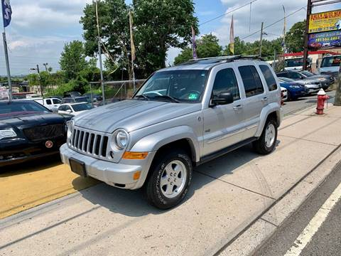 2006 Jeep Liberty for sale in North Bergen, NJ