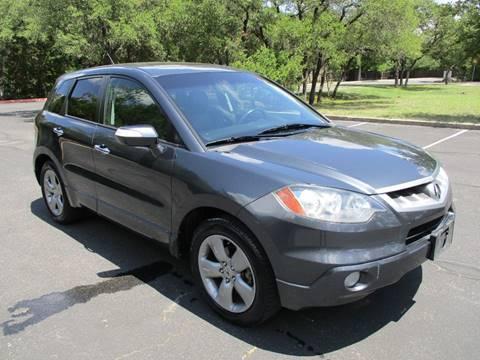 2007 Acura RDX for sale in Austin, TX