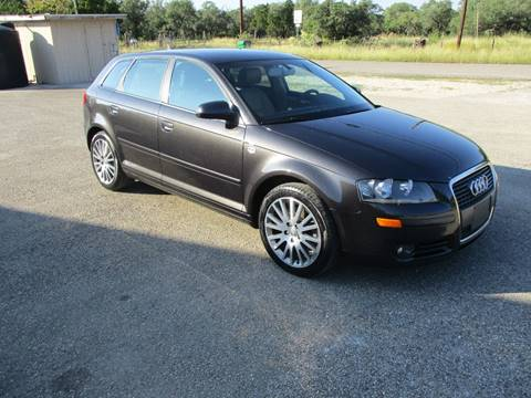 2008 Audi A3 for sale in Austin, TX